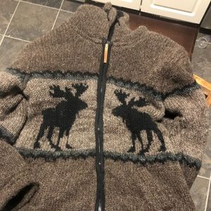 Kyber Moose Sweater